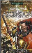 Dawn of War Ascension by C S Goto Warhammer 40,000 book paperback 40k
